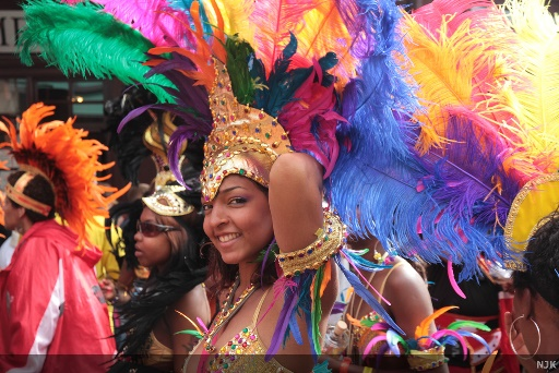 Cooling for Notting Hill Carnival event