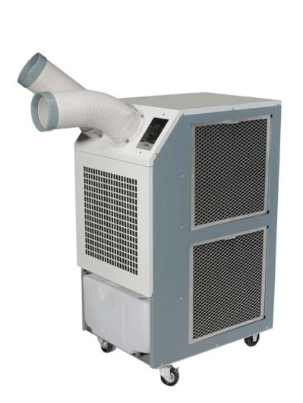 Compact Heating And Cooling Units : Sf e movincool portable air conditioning unit spot