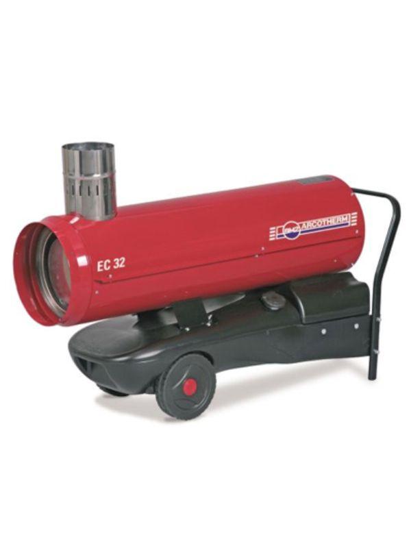 Ec32 28kw Indirect Fired Diesel Heater
