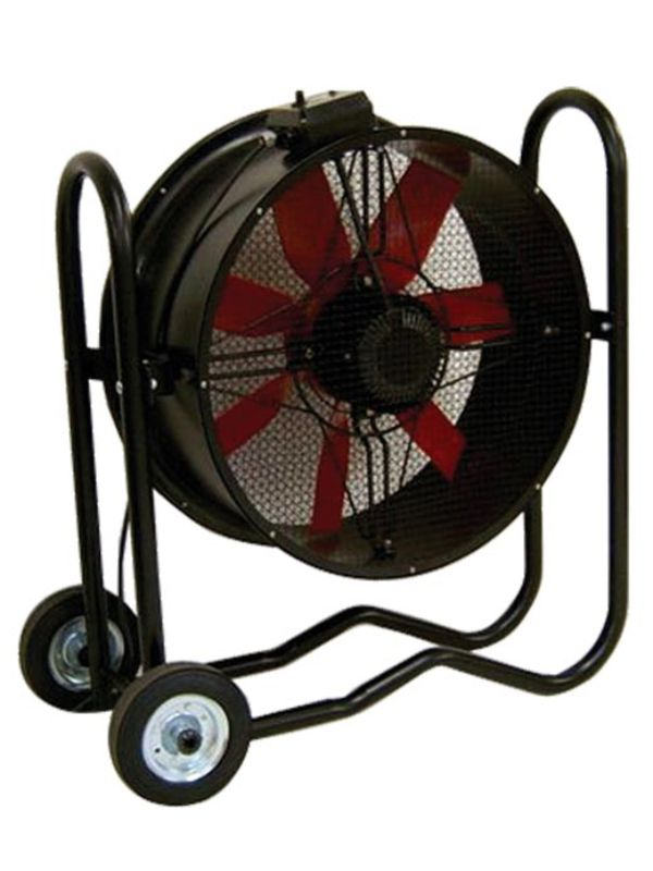 Air Moving Fans : Lc power fan mm cmh