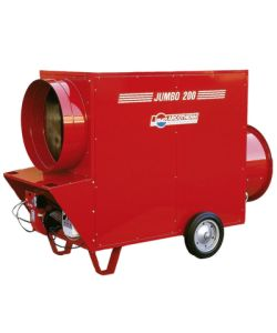 Jumbo 200 198kW Diesel Indirect Heater - Click for larger picture