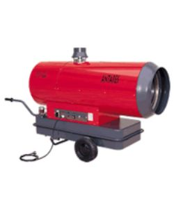 Antares 50 Oil fired Space Heater 48kW - Click for larger picture